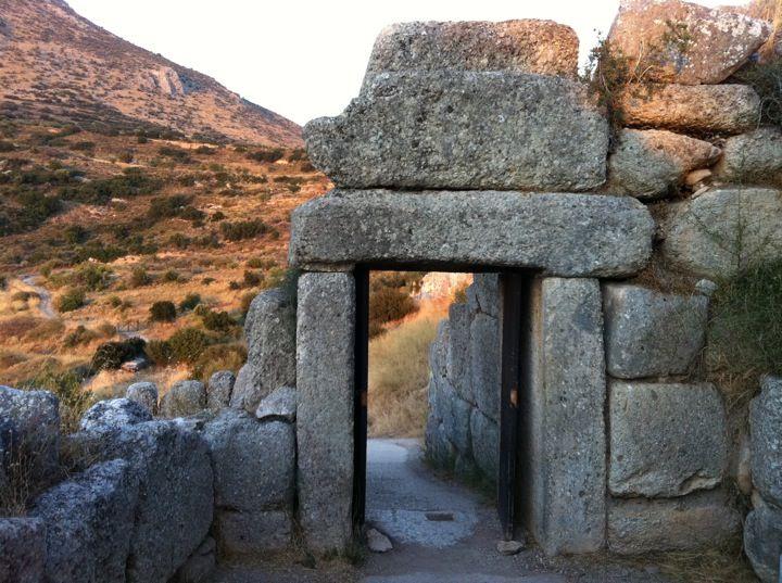 Αρχαιολογικός Χώρος Μυκηνών (Archaeological Site of Mycenae) à Μυκήνες