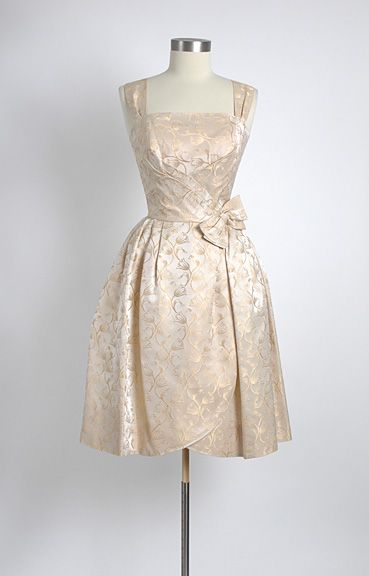 Vintage Inspired Cocktail Dresses - Dress Xy