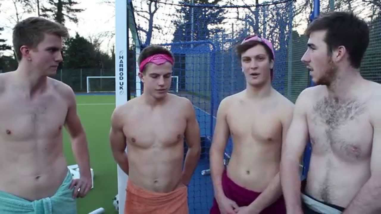 Tall young boys naked