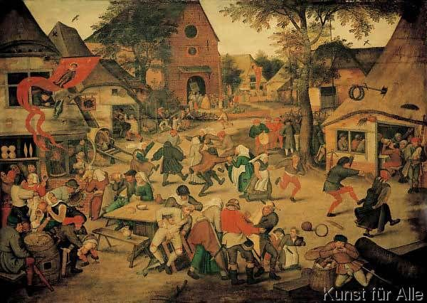 pieter brueghel der j ngere st georgs kirmes 100 0 x 71 0 cm brueghel pinterest. Black Bedroom Furniture Sets. Home Design Ideas