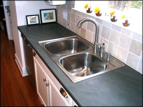 Blue Stone Countertops | Countertop Of Devonian Stone