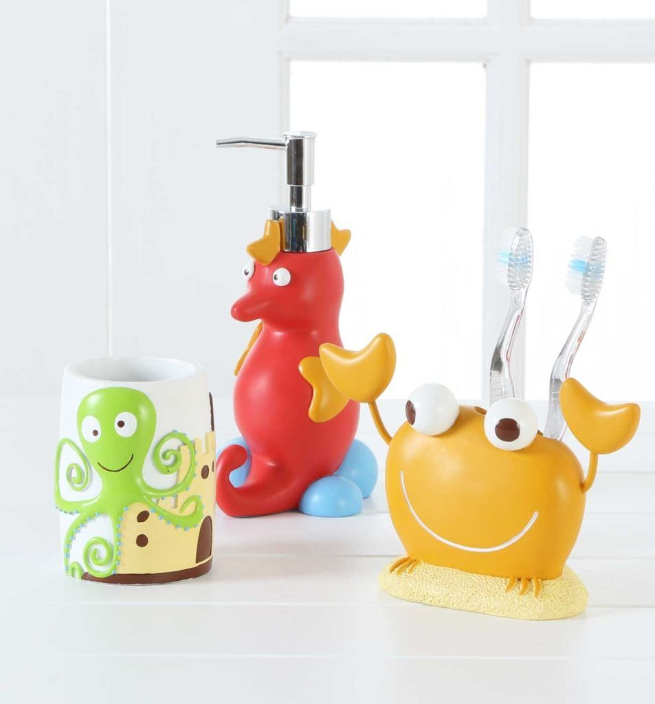 childrens bathroom accessories | bathroom accessories | pinterest