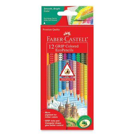 Faber Castell Triangular Color Other Colored Pencils Faber