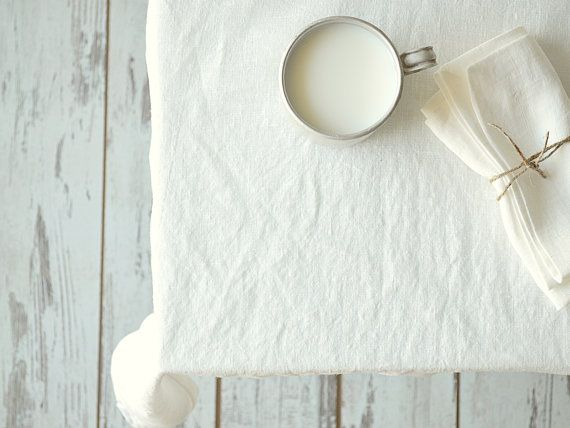 0855e206fa87 These beautiful linen tablecloth will just look better after every wash.   Description  Products are made of 100% natural ...