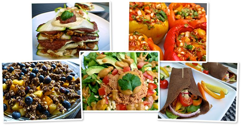 The best of raw and cooked get my tastiest raw food recipes and food forumfinder Images
