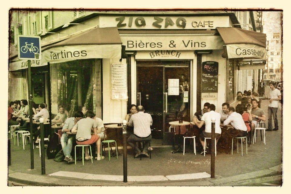 Le Zigzag Café !   Bar