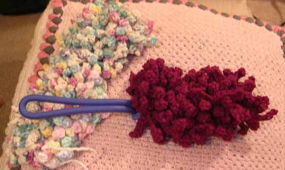 Homemade reuseable swiffer crochet pattern...not sure whether I want to buy the pattern yet...