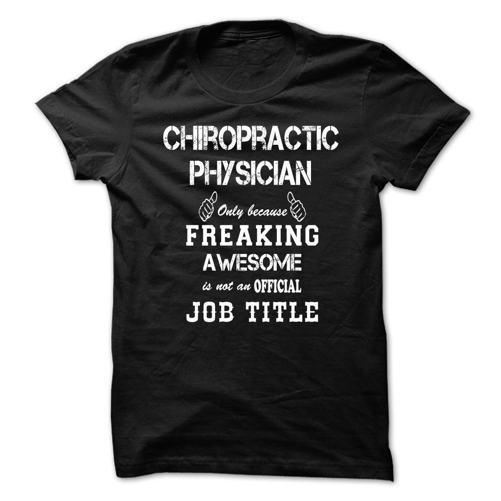 Awesome Shirt For Chiropractic Physician-qotyhioikh T Shirt, Hoodie, Sweatshirt