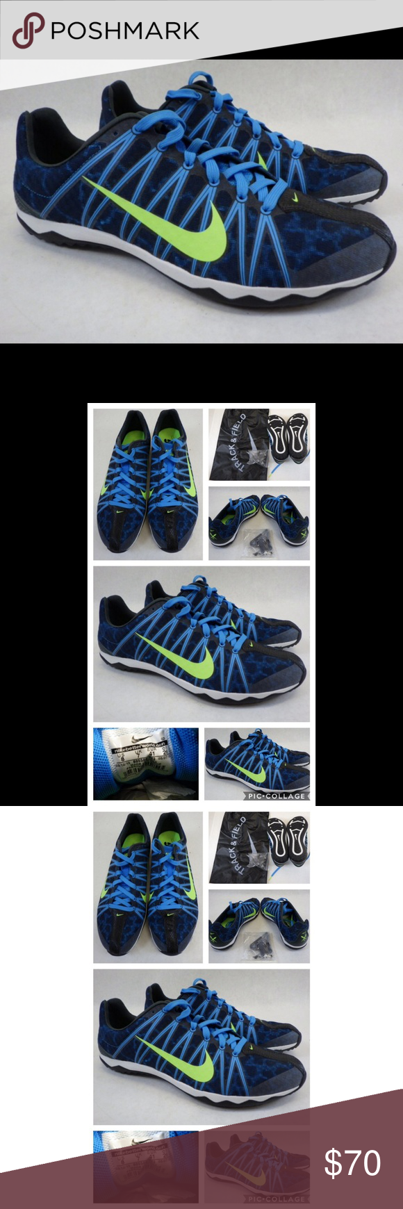 6a7c68eedca76 NWT Nike Zoom Rival XC Track Field Shoes Size 8 NEW WITH TAGS Nike Cross  Country. Visit. February 2019
