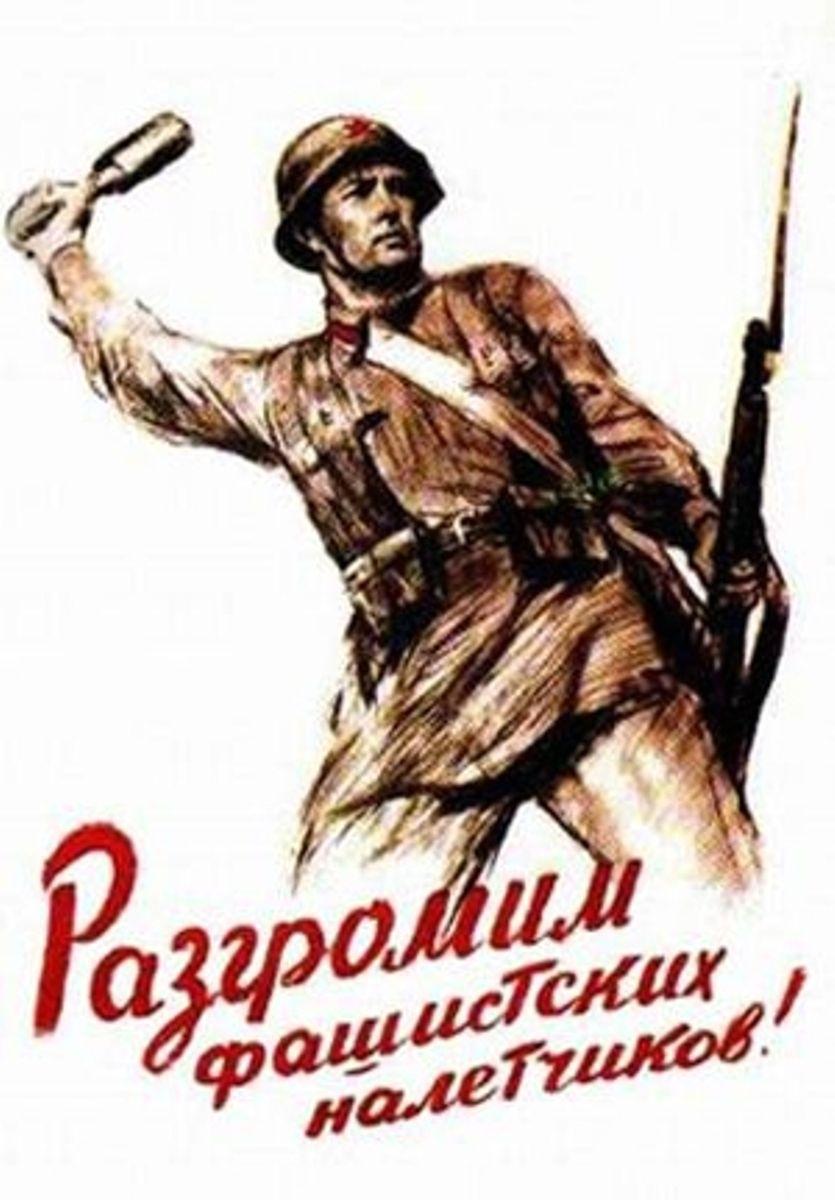 005_1941_Razgromim phashistskix naletcshikov_F.Bocshkov_S.Boim.jpg (835×1200)