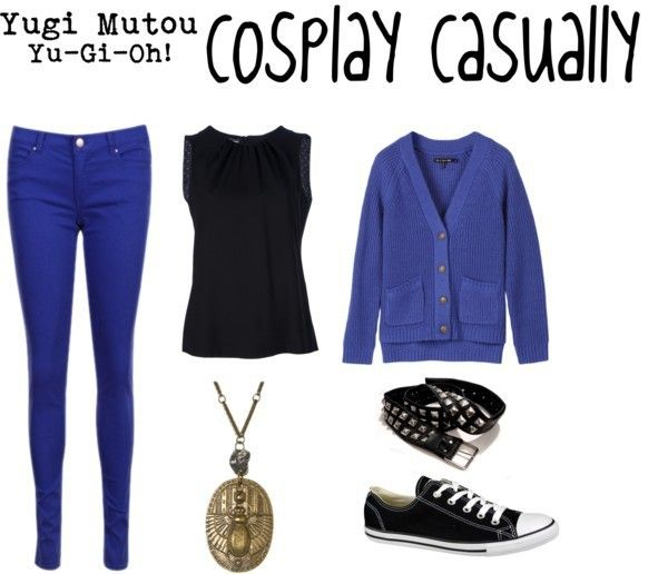 Pin by Cameron G. on Cosplay Costume 16 | Casual cosplay ...