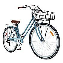 Everyday Trinity Women S 700c Hybrid Bike With A 16 40 6 Cm