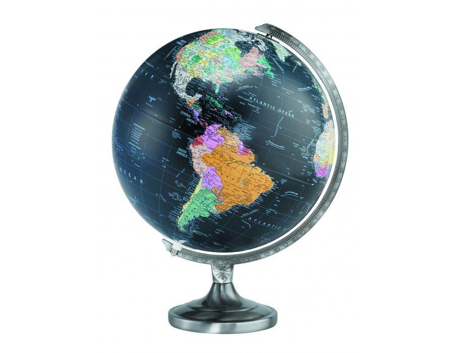 Buy orion black ocean illuminated globe orion globe globe and school buy orion black ocean illuminated globe orion globe gumiabroncs Images