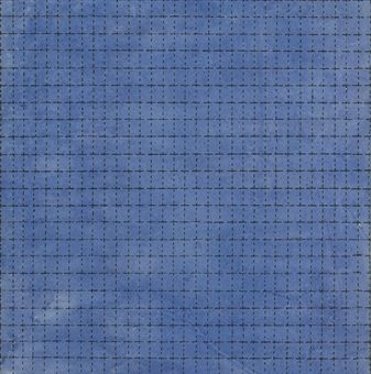 "Mapping transcendence  Agnes Martin  ""Starlight"", watercolor and ink on paper, 1963"