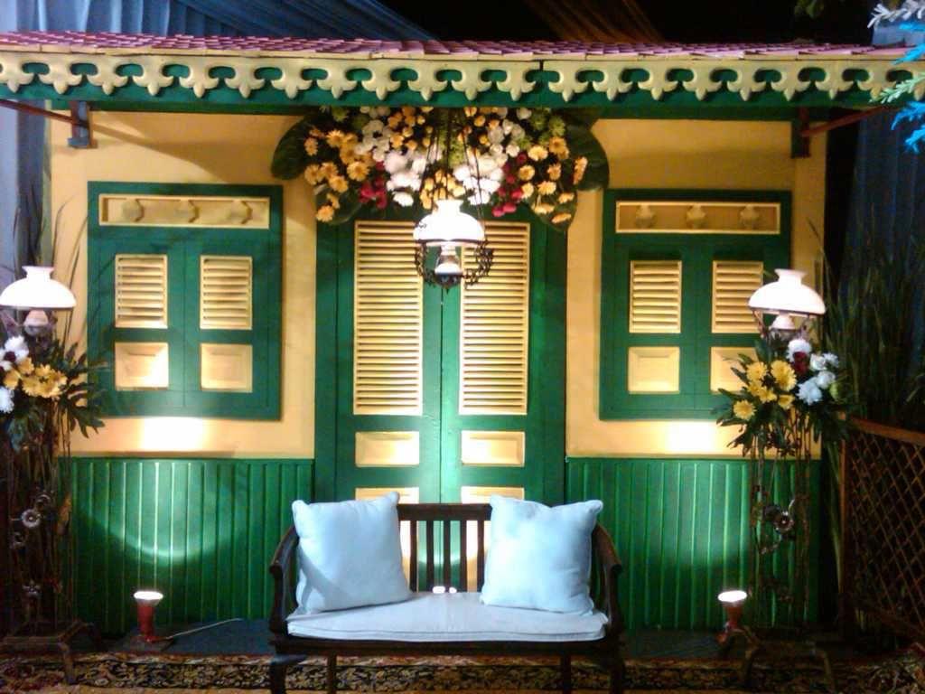 520 Koleksi Contoh Gambar Rumah Betawi Terbaik