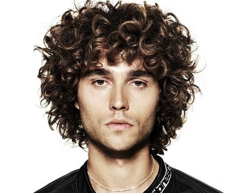 Mens Curly Hairstyles 7 popular mens curly hairstyles 2016 7 Popular Mens Curly Hairstyles 2016