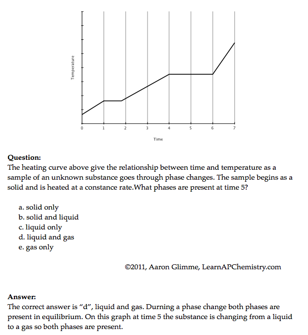 Heating Cooling Curve Worksheet Answer Key - worksheet