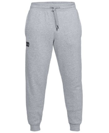 Under Armour Men s Rival Fleece Joggers - Blue Small in 2019 ... c8f48be0101
