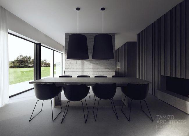 Idées Décoration Interieur En Noir Et Blanc Déco Pinterest