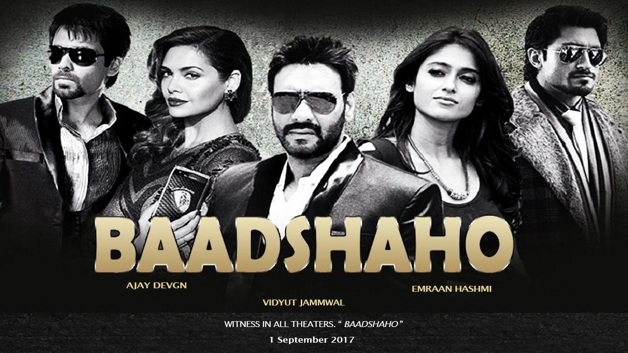 New Hindi Movei 2018 2019 Bolliwood: Baadshaho Movie Trailer 2017 Ajay Devgan