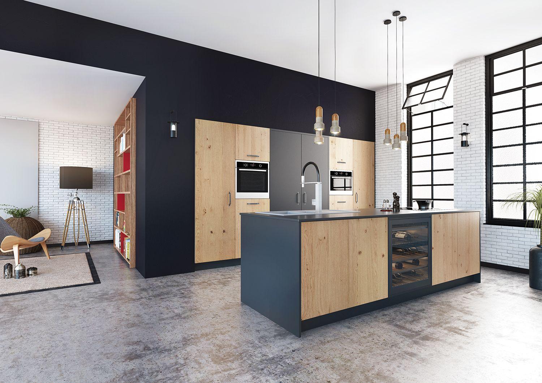 Cuisine Quadro Interieur Mobilier Rangement Sur Mesure