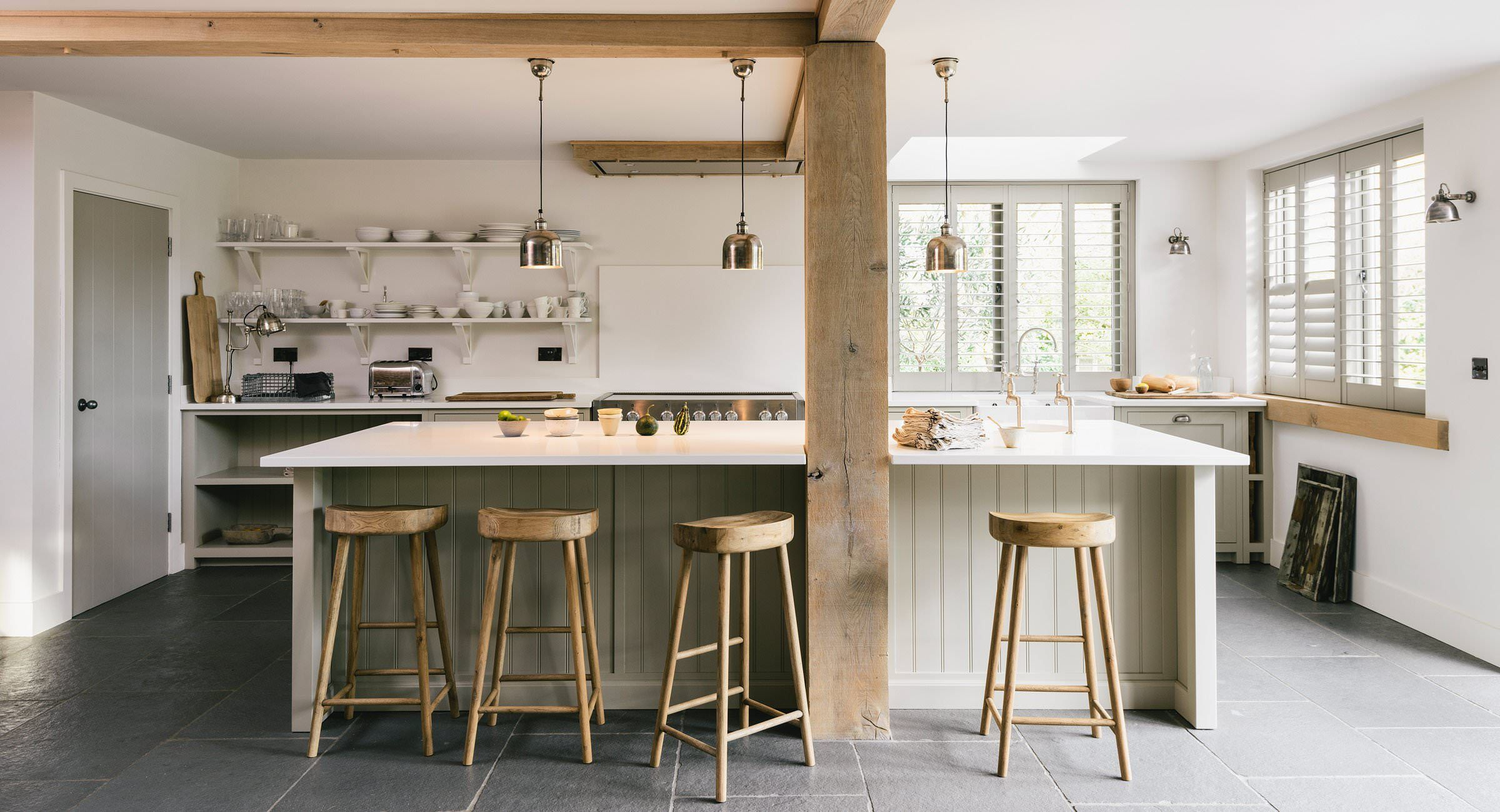 The Henley on Thames Kitchen deVOL Kitchens