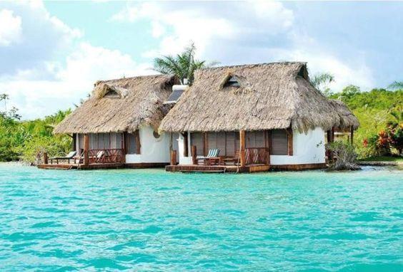 Los 7 Destinos De Ecoturismo Más Cool En México Ecoturismo Lugares Hermosos Hoteles De Playa