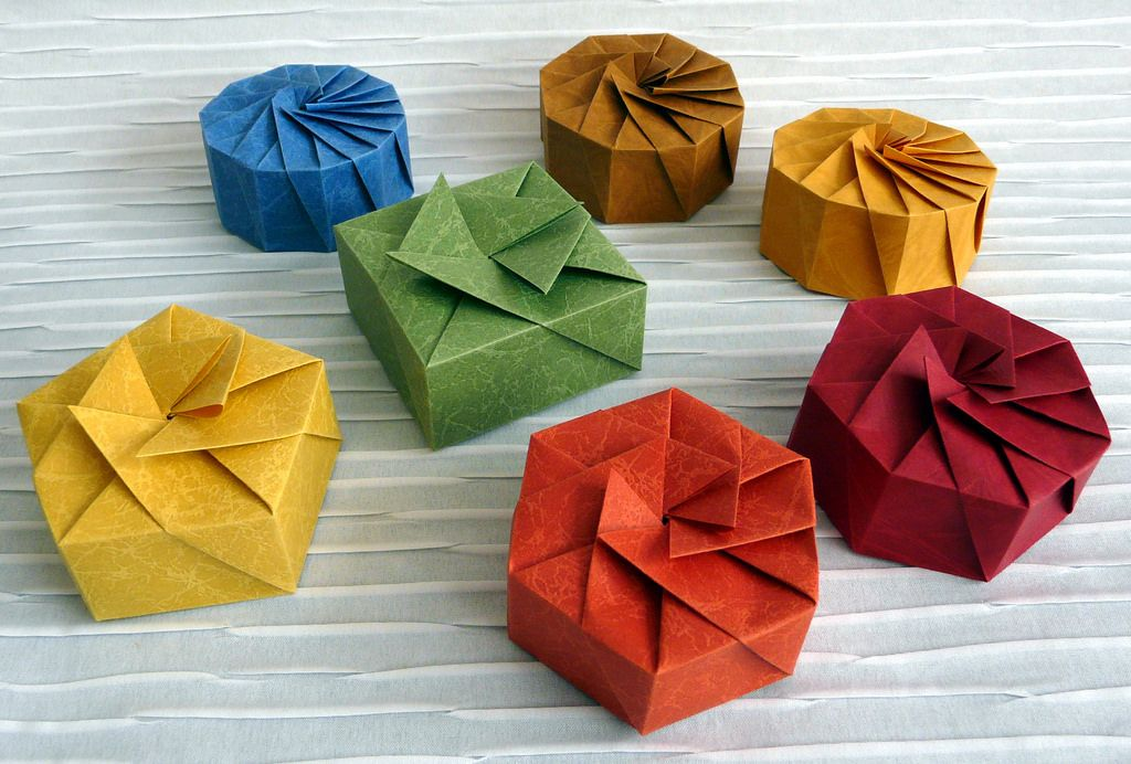 Nagano Tato Box Crafts Paper Boxes Pinterest Origami Box And