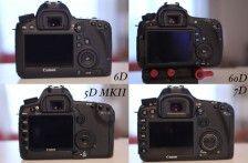 Video Pick Your Poison Canon 6d Vs 60d Vs 7d Vs 5d Mark Ii Camera Comparison Sample Footage Camera Comparison Canon Eos
