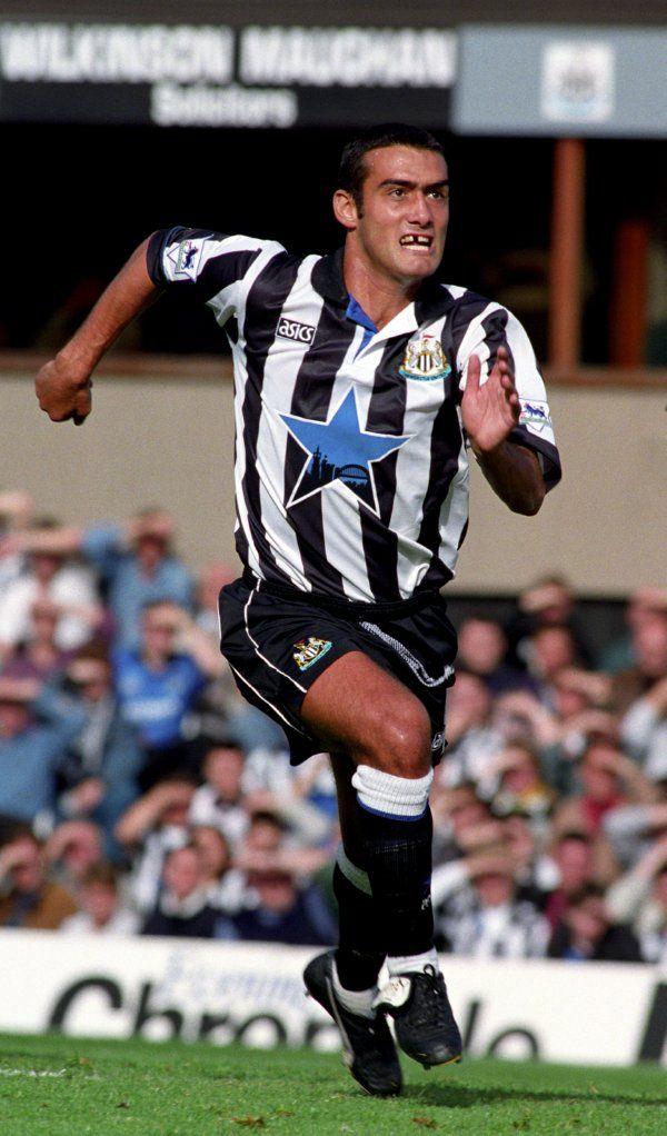 Malcolm Allen, scored Newcastle's first premier league