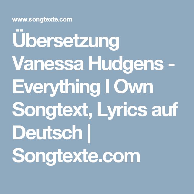 Was HeiГџt Everything Auf Deutsch