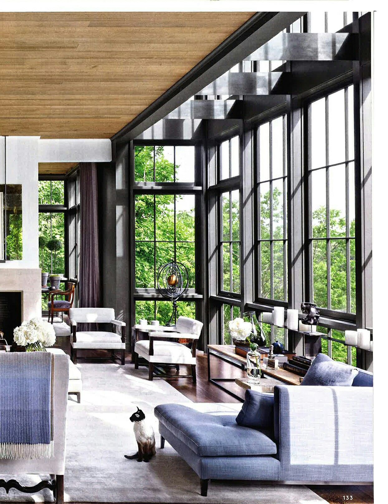 Conservatory Room Addition In The Uk 1040x1485 In 2020: Modern Houses Interior, Home, Scandinavian Style Home