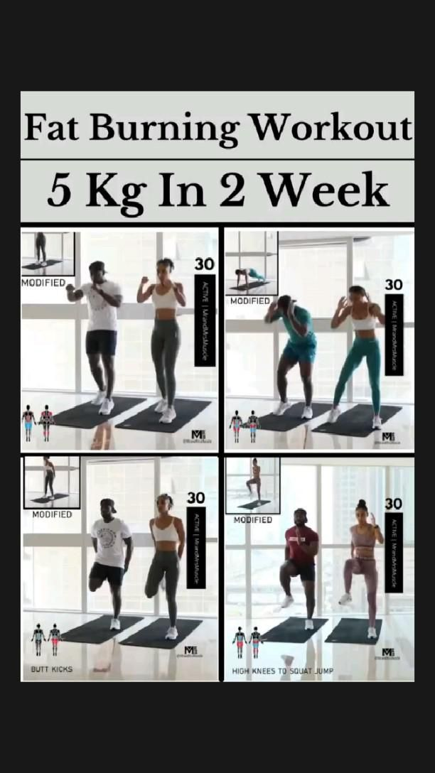 Fat burning exercise|Easy exercises|home workout|healthy & fitness lifestyle| simple exercises