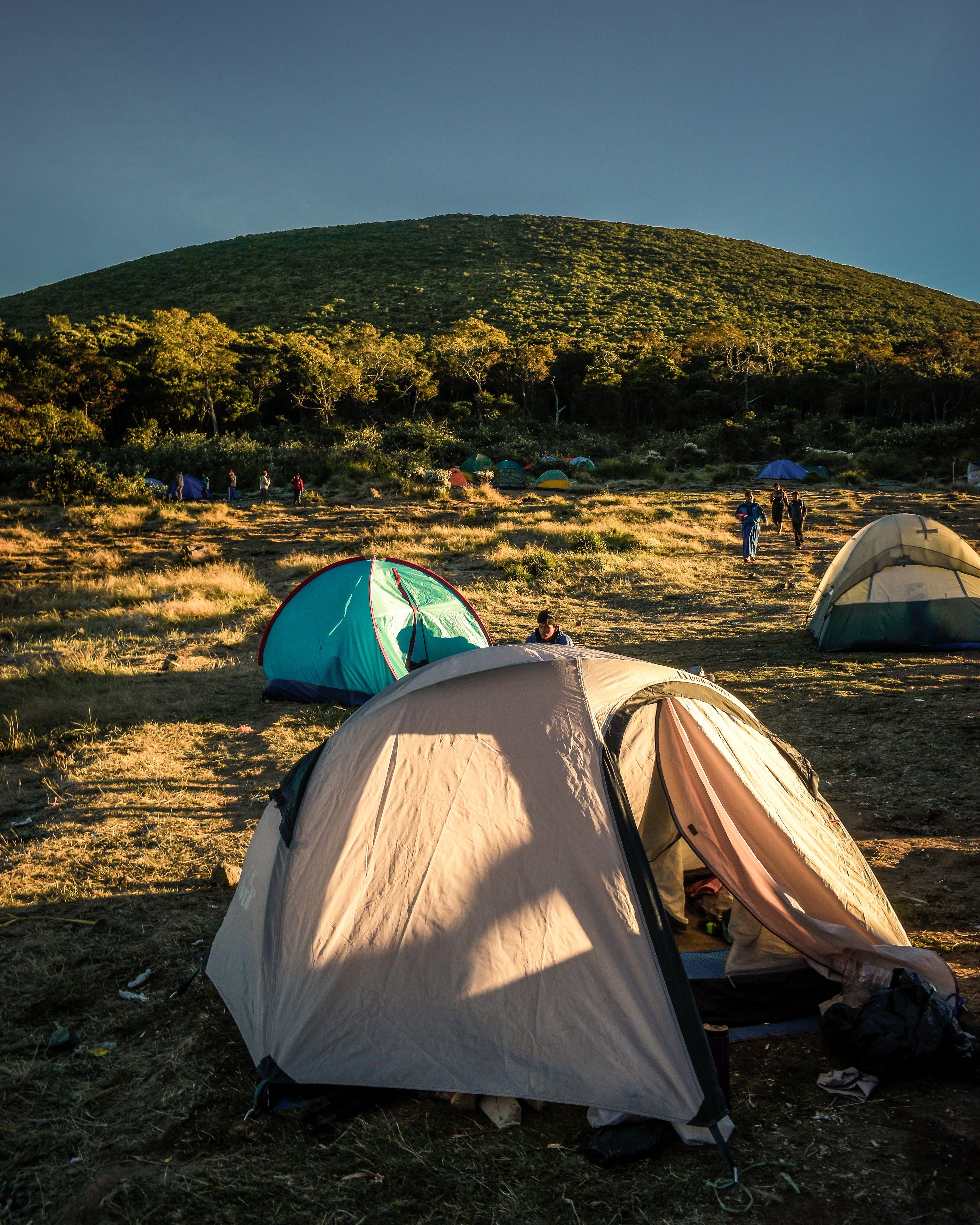 Camping Berkemah Fotografi Alam Gambar Kota