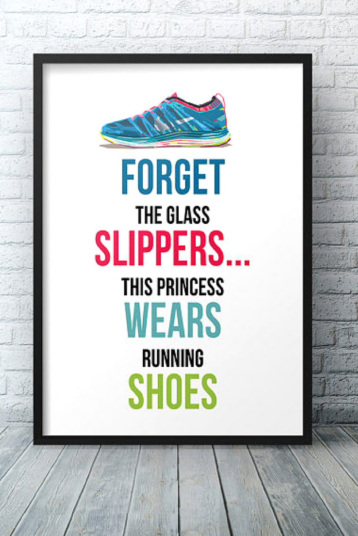 I need this totally me who else only wears sneakers runner gift