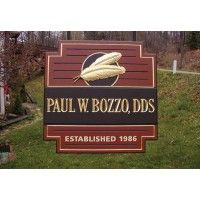 Paul W. Bozzo Dental Sign