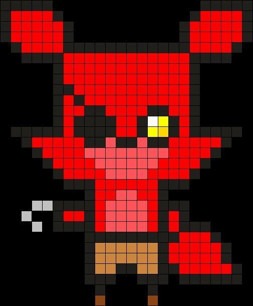 cute fnaf foxy