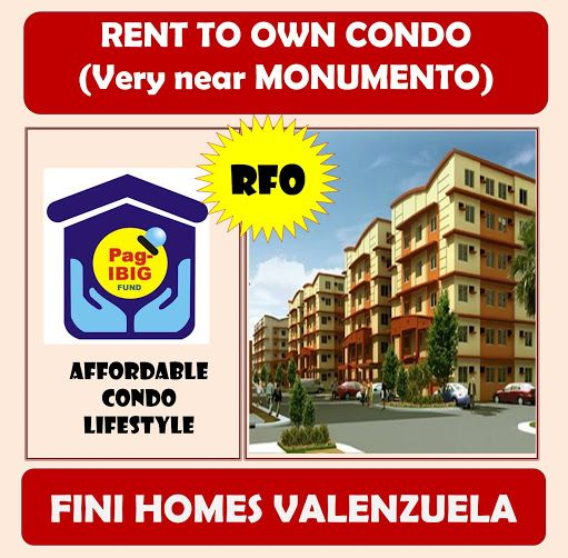Fini Homes In Valenzuela Affordable Condo Lifestyle Rent To Own Near Monumento Valenzuela Rent Condo