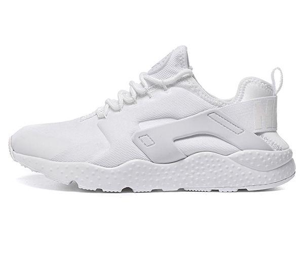d037a47b34a3 Buty Nike Air Huarache białe to niskoprofilowe buty z poduszką powietrzną  zapewniającą doskonałą amortyzację.