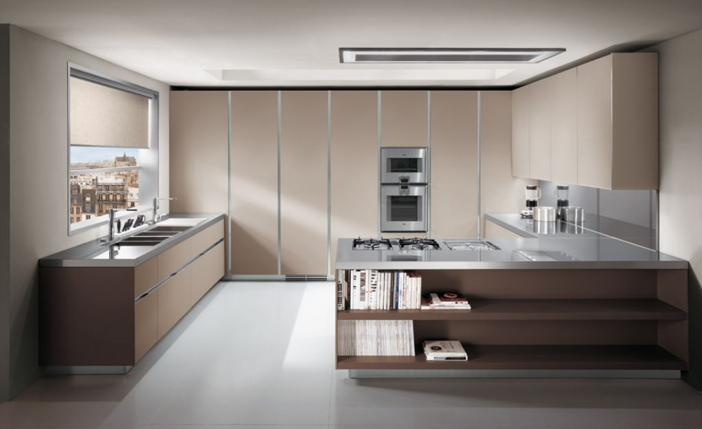 Elegant Minimalist Metropolitan Kitchen Inspiration    Http://www.decoradecor.com/minimalist
