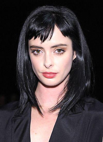 Kostenlose Foto Person Modell Mode Kleidung Schwarz Frisur