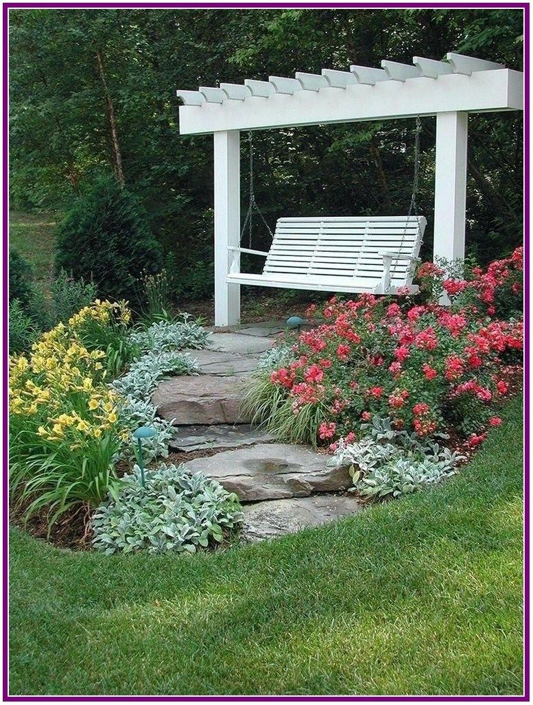 28+ easy and low maintenance front yard landscaping ideas ...