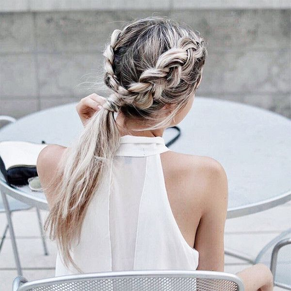 10 Dreamy Braided Hairstyles We Can't Get Over | Cool braid hairstyles, Hair styles, Braided ...