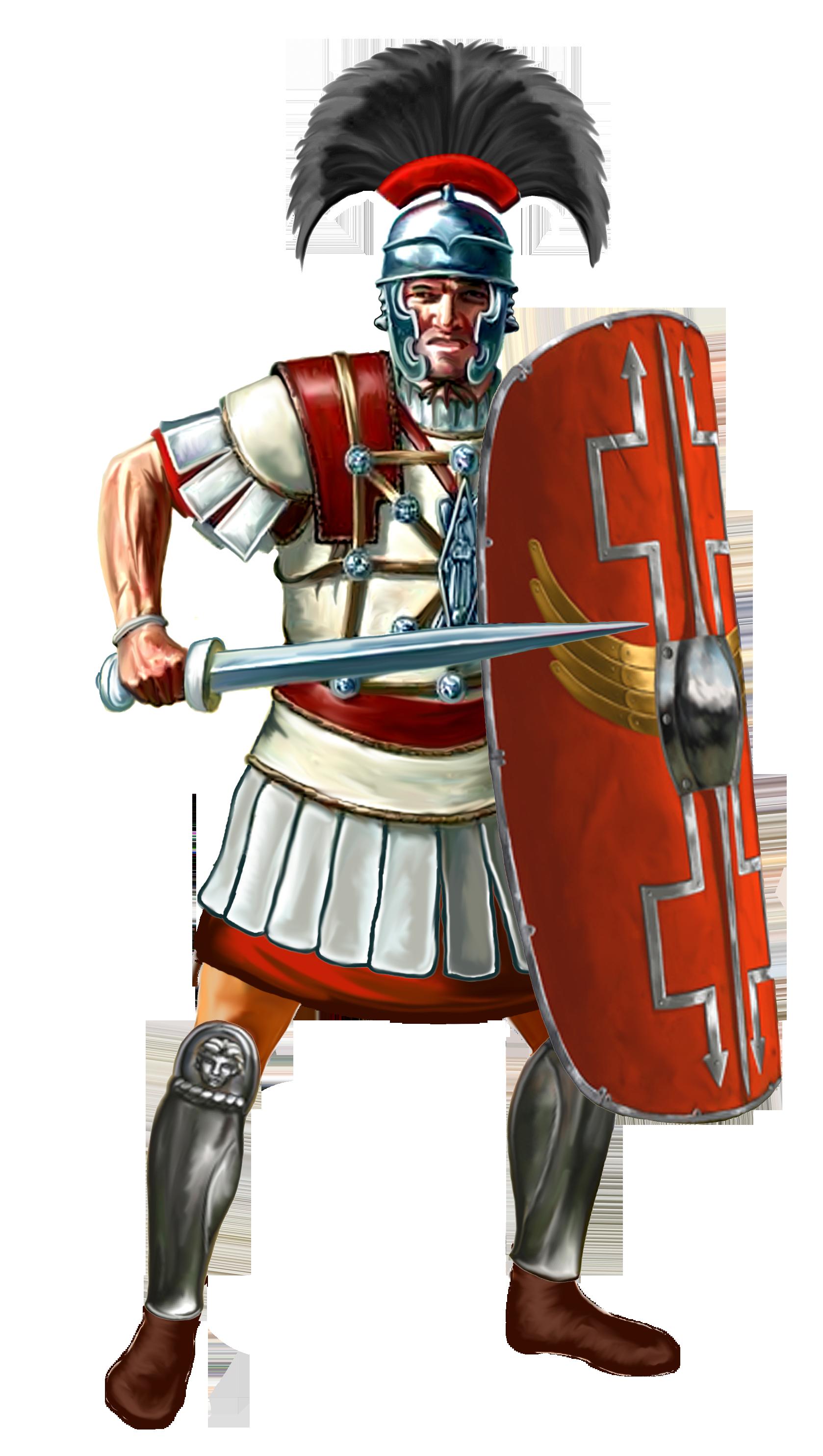 Картинка воин легионер