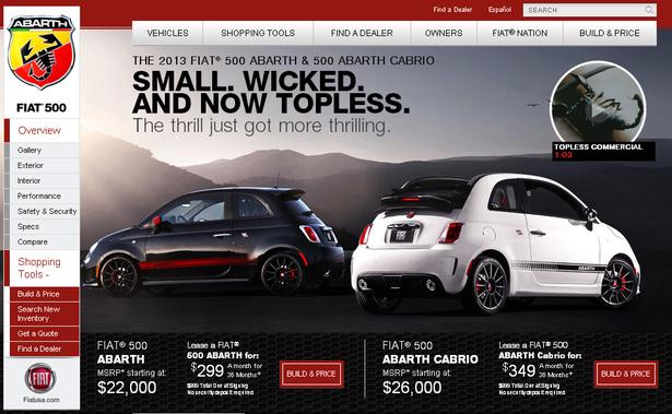 Car Advertising Examples