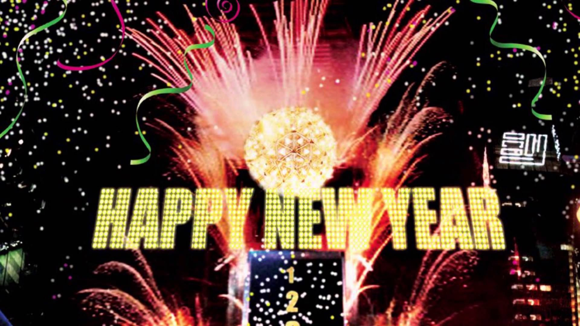 Happy New Year 2016 Abba Remix Electro Dance Music