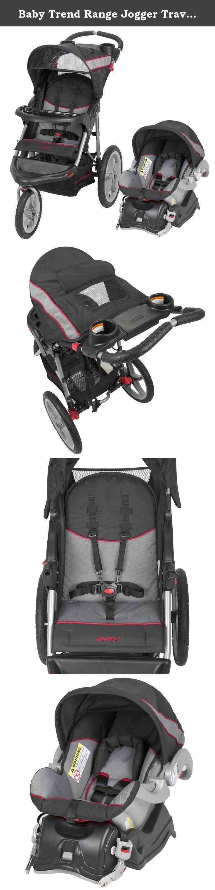 Baby Trend Range Jogger Travel System, Millennium. The