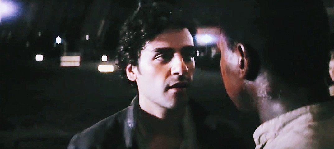 lq the last jedi screencaps (@lqTLJscreencaps)   Oscar Isaac
