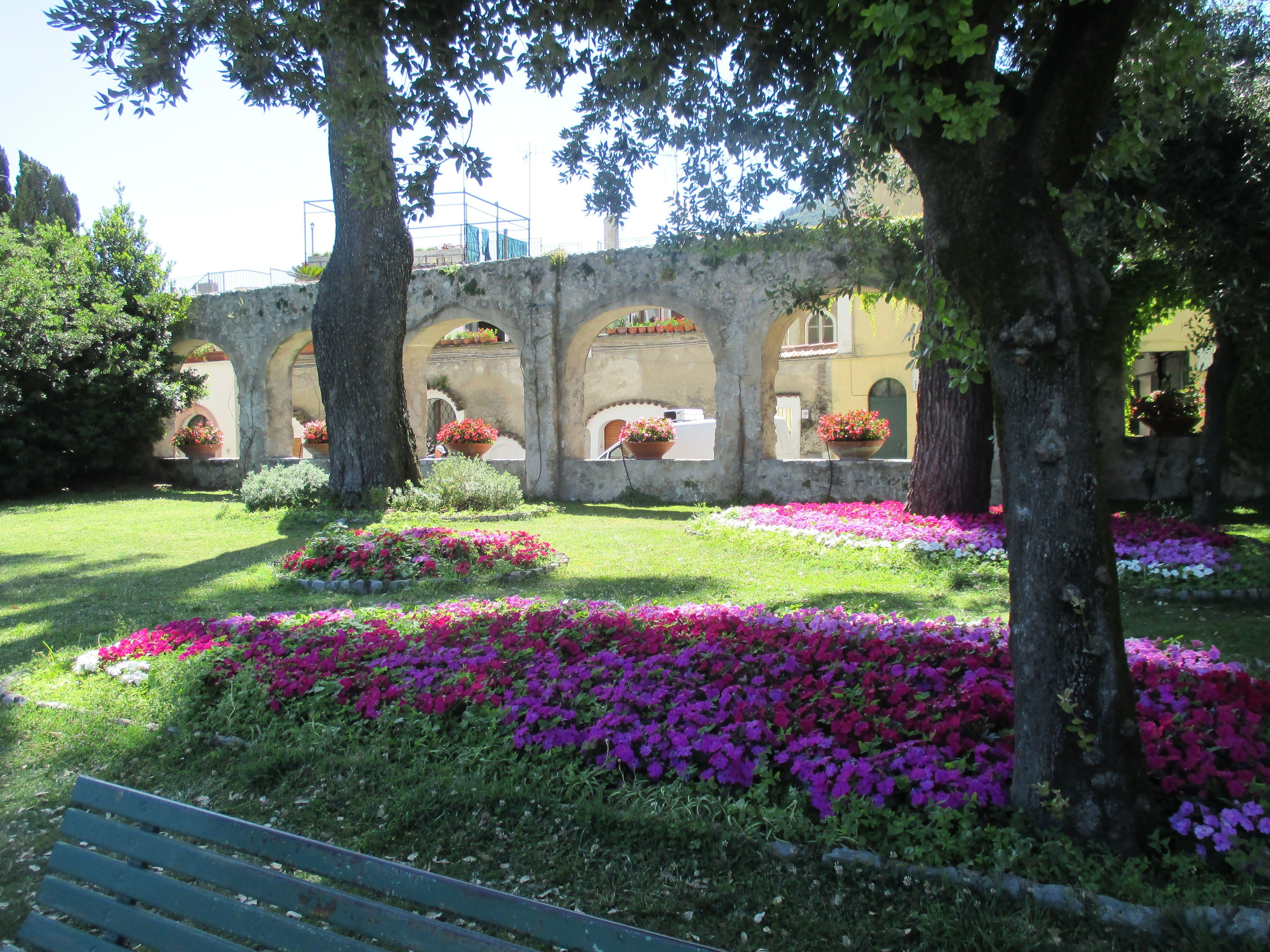 Ravello Town Hall Garden