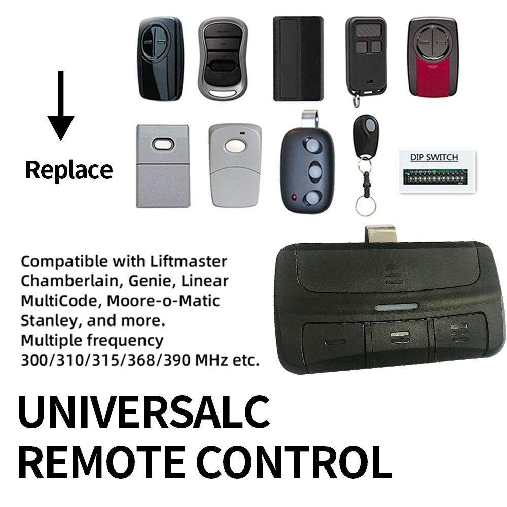 300390mhz Garage Door Remote Control for Liftmaster